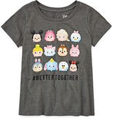 Disney Tsum Short-Sleeve Better Together Tee - Girls 7-16