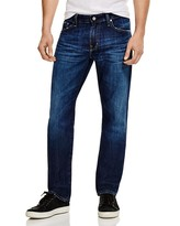 AG Jeans Graduate New Tapered Fit Jeans in 6 Years Dufresne