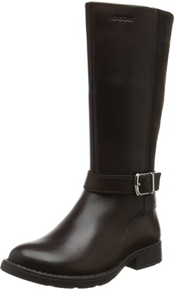 Geox Girls' JR Sofia B Ankle Riding Boots