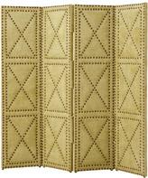Eichholtz Duchamp Folding Screen Small - Green