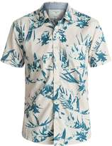 Quiksilver Men's Everyday Short Sleeve Shirt