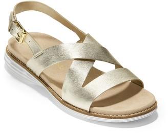 Cole Haan Original Grand Metallic Sandal