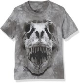 The Mountain 1537781 T-Rex Big Skull Kids T-Shirt