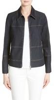 Lafayette 148 New York Women's Adaya Primo Denim Jacket