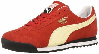 Puma Men's Roma Suede Sneaker