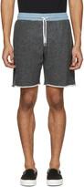 MAISON KITSUNÉ Black Jogg Shorts