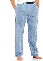 Michael Kors Plaid Woven Pajama Pants