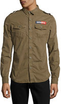 Superdry Ultra Light Delta Utility Shirt