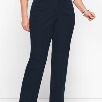 Talbots Newport Pants - Curvy Fit - Solid