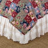 Clever Carriage Home Burano Rose Bedskirt