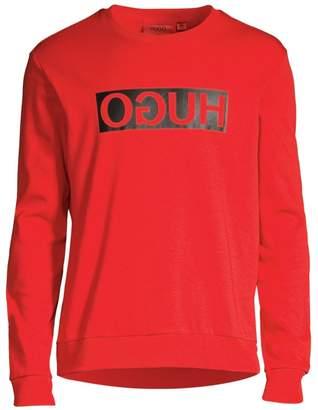 HUGO Dicago Reverse Logo Sweatshirt