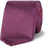 HUGO BOSS Geometric Tie
