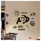 NCAA Fathead Junior Multi Logo Wall Decal