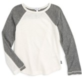 Splendid Toddler Boy's Slub Knit T-Shirt