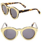 Stella McCartney 49MM Round Sunglasses