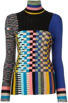 Missoni 'Dolcevita' knitted blouse
