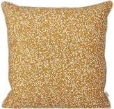 ferm LIVING Dottery Cushion - Curry
