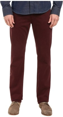 AG Jeans Men's Graduate in Rum Rasin