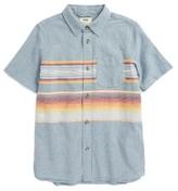 Vans Boy's Wallace Woven Shirt