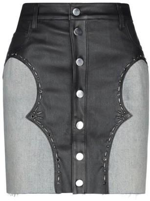 Amiri Mini skirt