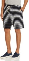 Sol Angeles Reverse Terry Striped Sweat Shorts