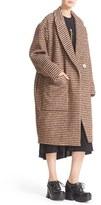 Ellery Nixon Houndstooth Coat
