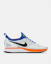 Nike Air Zoom Mariah Flyknit Racer (White | Pure Platinum | Hyper Grape | Hyper Crimson)