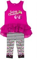 Juicy Couture Tunic & Legging Set