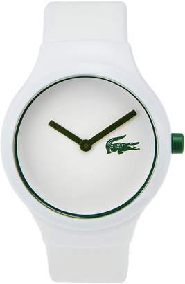 Lacoste 2020103 White & Green Goa Watch