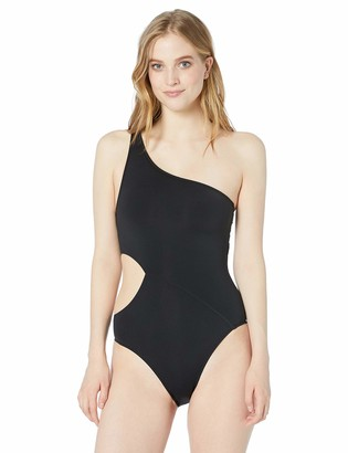 Seafolly Women's Shoulder Maillot One Piece Swimsuit