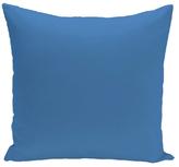 Bold Solid Outdoor Floor Pillow