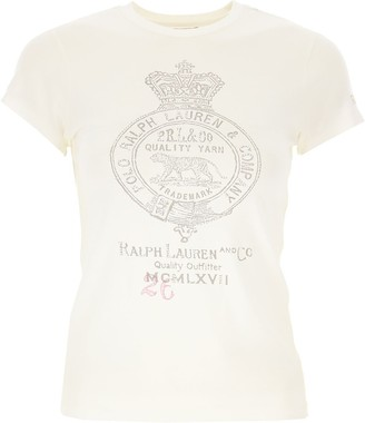 Polo Ralph Lauren Graphic Printed T-Shirt