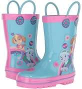 Josmo Kids Paw Patrol Rain Boots Girls Shoes