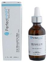 Perfect Hair 5 Percent Treatment for Men Hair Loss and Hair Regrowth, 2 Ounces