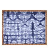 Deny Designs Tie Dye Rectangular Tray