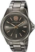 Vince Camuto Women's VC/5267GYRT Grey Bracelet Watch
