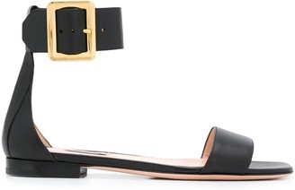 Bally Janise buckled leather sandals