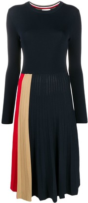 Tommy Hilfiger Icons colour-blocked dress