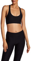 Steve Madden Strappy Diamond Sports Bra