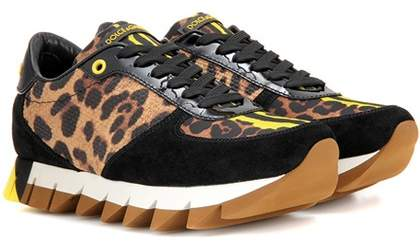 Dolce & Gabbana Printed sneakers