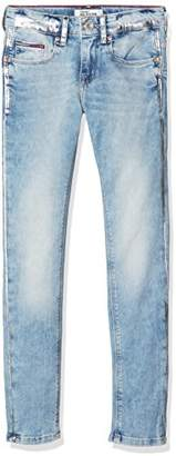 Tommy Hilfiger Girls Jeans Nora RR Skinny Dbsstr,years (manufacturer size: )
