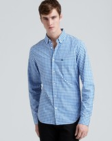 Burberry Fred Gingham Sport Shirt - Slim Fit