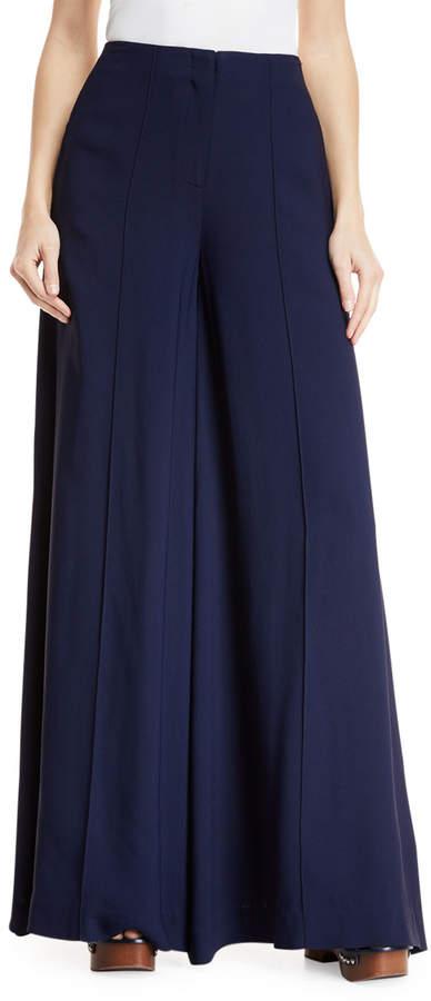 59f1f7d97 Diane von Furstenberg Women's Wide Leg Pants - ShopStyle