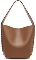 Givenchy Tan Infinity Bucket Bag