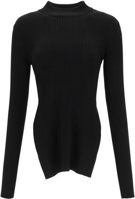 Sportmax Asymmetrical Sweater