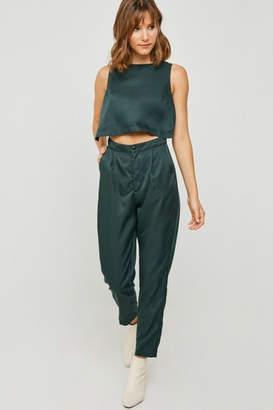 Hayden Los Angeles Sleeveless Trouser Jumpsuit