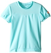 Seafolly Peek A Boo Short Sleeve Rashie (Infant/Toddler/Little Kids)