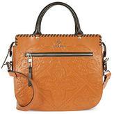 Nanette Lepore Highland Park Leather Satchel