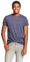 Mossimo Men's Crewneck T-Shirt Xavier Navy