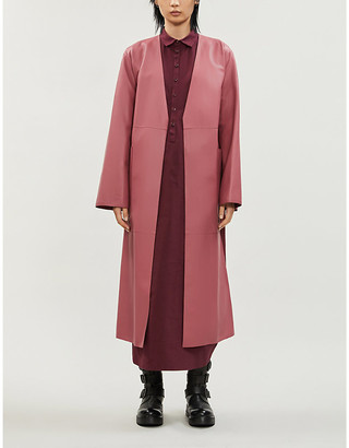 Toogood The Baker relaxed-fit cotton maxi dress